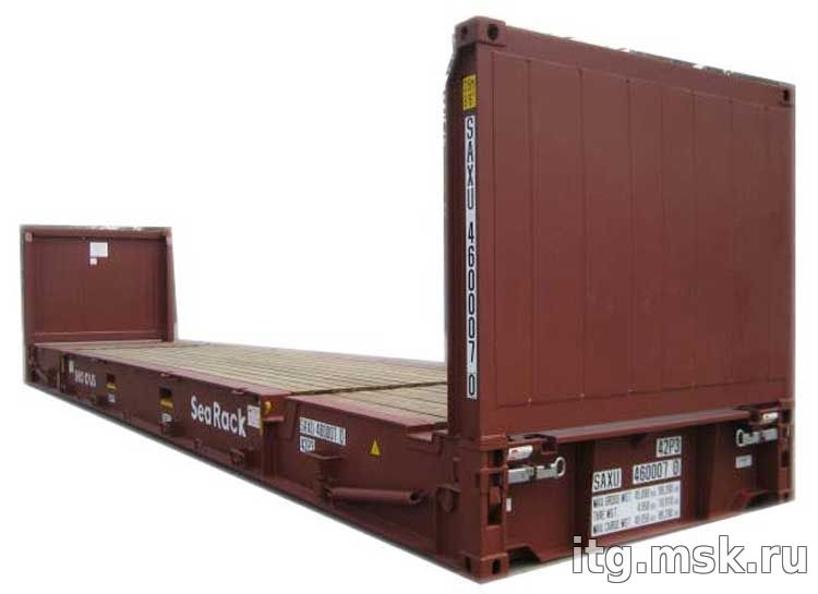 20 Flat Rack Container